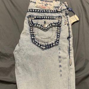 TrueReligion Jeans size32